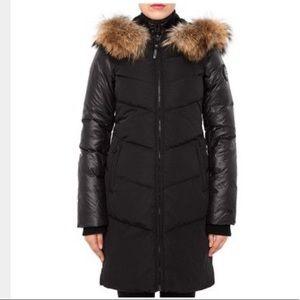 RUDSAK- Mya Chevron Down Jacket Size S